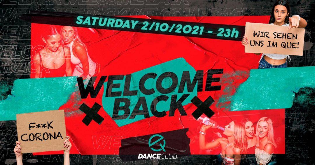 Welcome Back Pt. 2