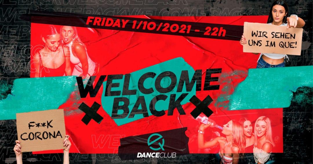 Welcome Back Pt.1