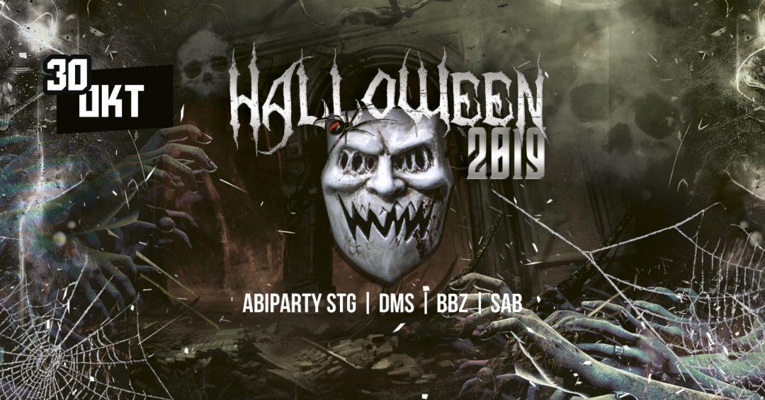 Halloween 2019 by Dms, Stg, Bbz & Sab