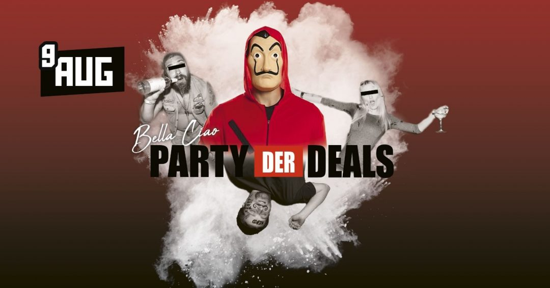 Bella Ciao! Party der Deals